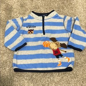 Carters fleece sweater